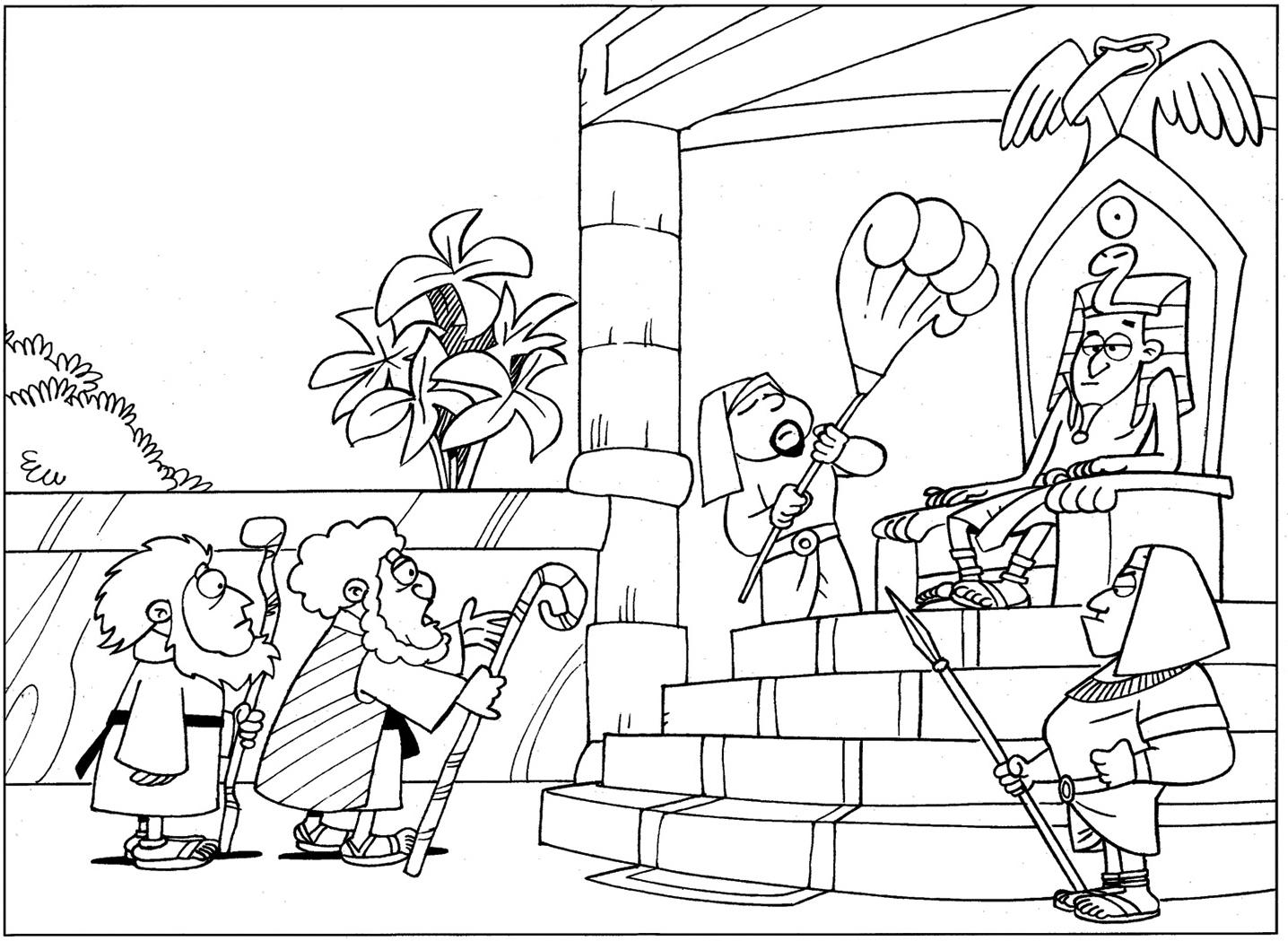 Dibujos para colorear - Ministerio Infantil